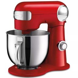 Cuisinart Stand Mixer 500W 5,2Lts 12 Speed ​​Red