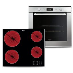 Whirlpool Electric Oven & Cooktop Combo