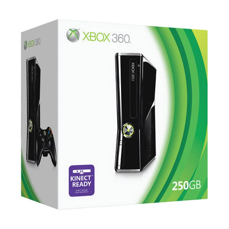 Microsoft - Xbox 360 - Consola de 250GB