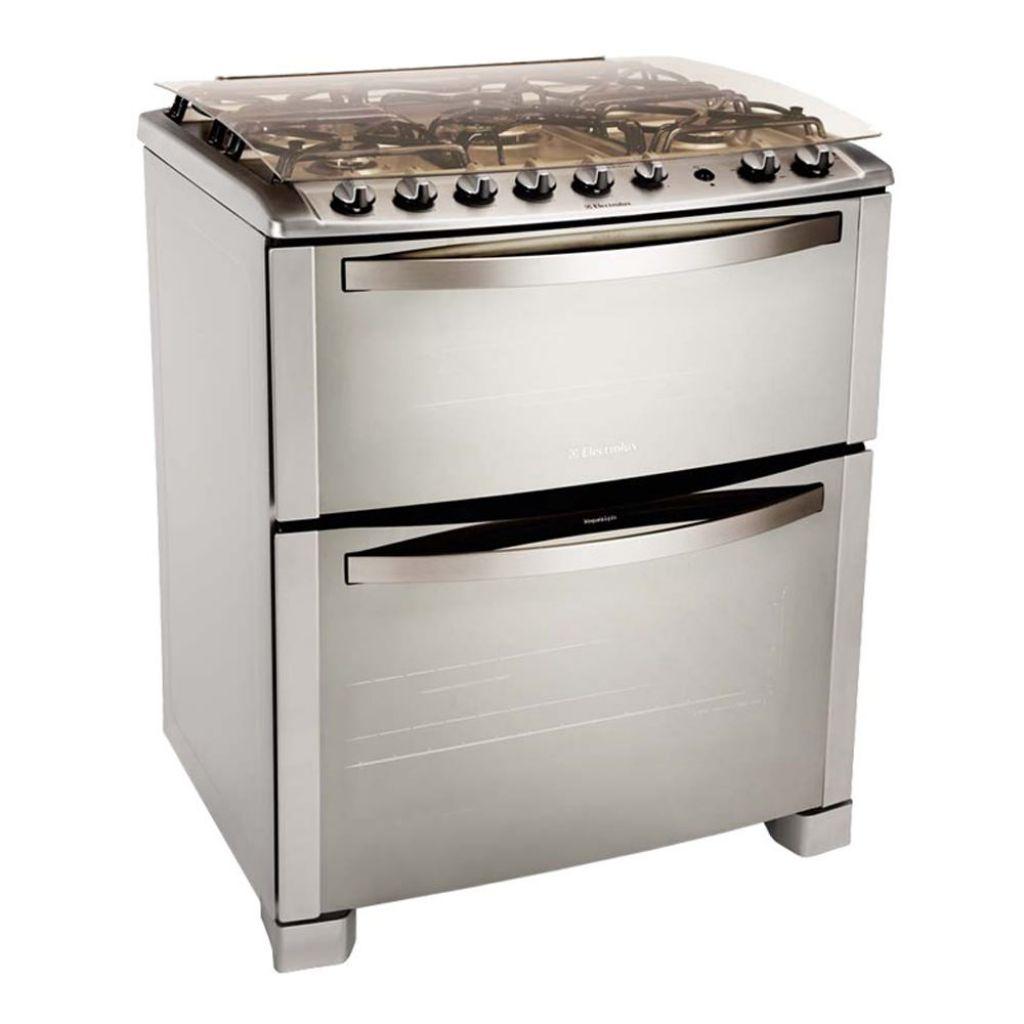 Cocina Electrolux 76DTX 76cm